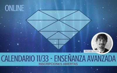 Calendario Diamante 11/33