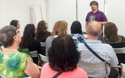 Presentación de El Manual del Iniciado, de Miguel Valls, en Valencia