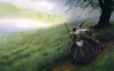 A la aventura por los caminos del Mago Merlín