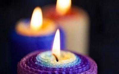 Las velas y el mundo de la magia