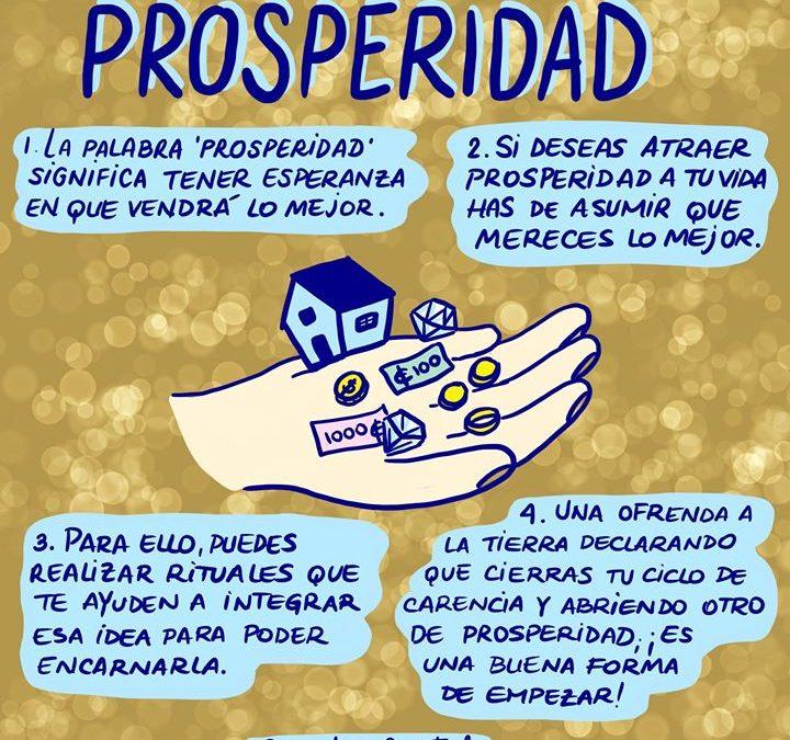 ¿ qué es la prosperidad ?