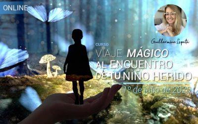 Viaje mágico al encuentro de tu niño herido