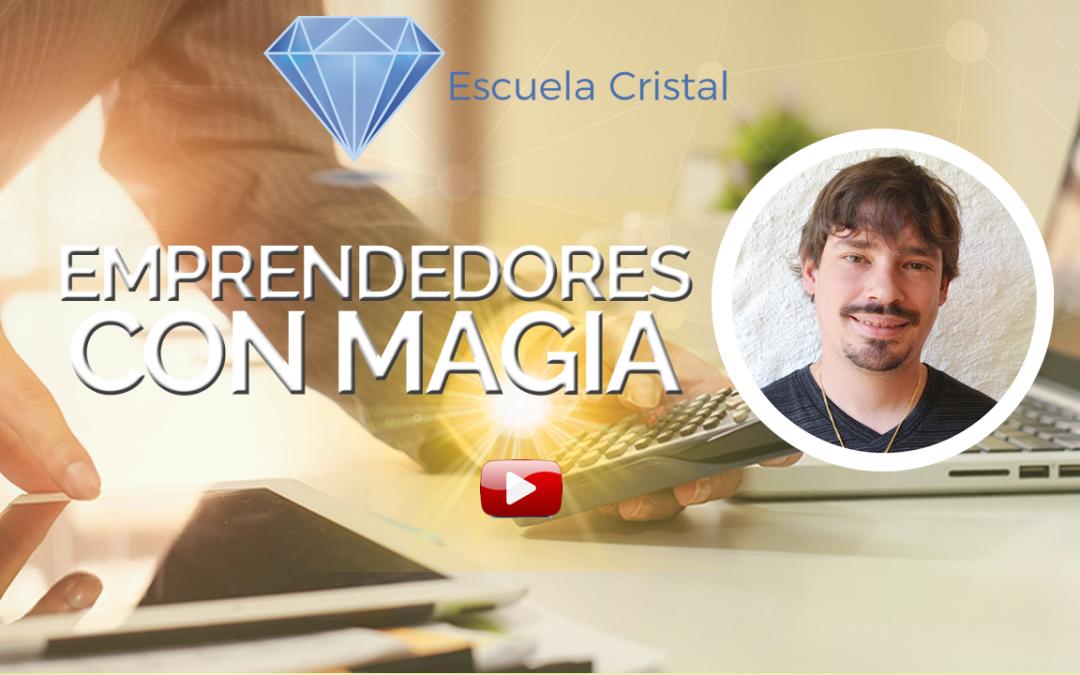 Emprendedores con magia