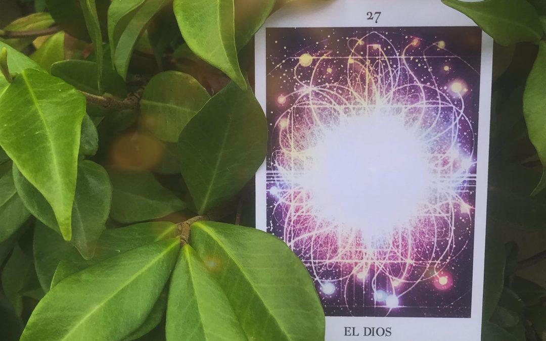 ¿Que es la energía divina?